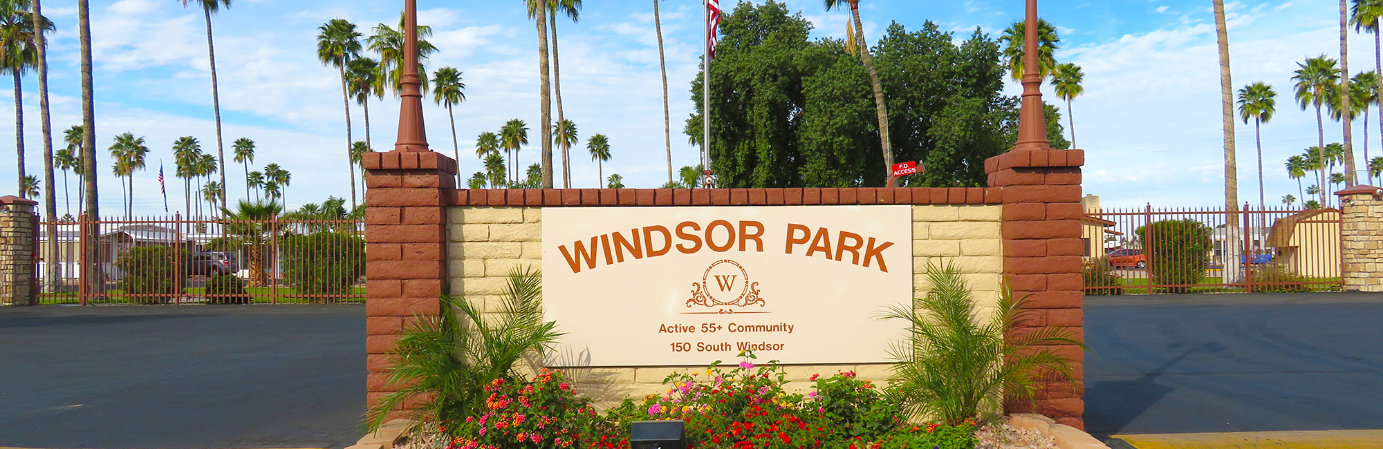Windsor Park | Mobile Home Park Mesa Arizona
